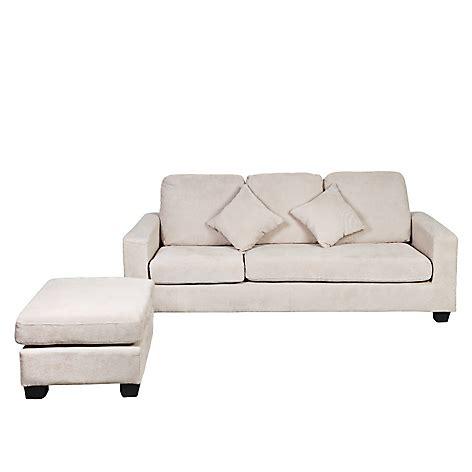 sofa seccional mica seccional athenea beige izquierdo mica falabella