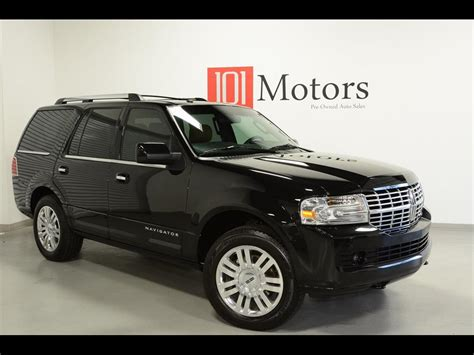 Lincoln Navigator 2013 by 2013 Lincoln Navigator Limited Edition For Sale In Tempe