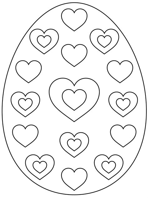 bunny  easter eggs coloring page  coloring pages