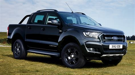 ford ranger limited double cab black edition