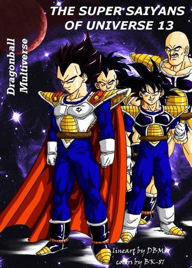 bonus personaggi  dbz degli altri universi dbmultiverse