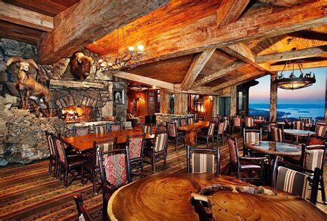cuisine mo restaurants in branson mo big cedar lodge