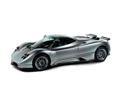 Pagani Zonda F Hot Car Super Car Hd Desktop Wallpaper