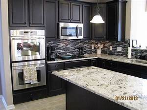 Stone Color Polished Maple Cabinets Color Scheme Kitchen