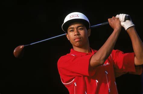 Tiger Woods' Golf Career in High School