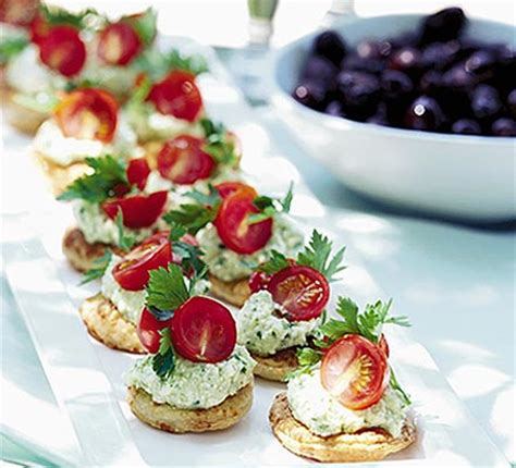 puff pastry canapes ideas tomato feta pesto bites recipe pastries puff