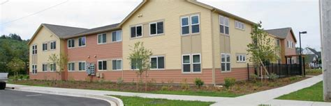 Longview Housing Authority by Pacific Pearl Family Housing Team Construction Llc