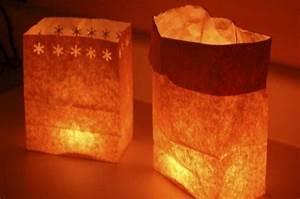 How to Make a Holiday Luminary