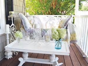 wohnzimmer shabby chic shabby chic decorating ideas for porches and gardens outdoor spaces patio ideas decks