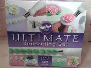 wilton ultimate cake decorating set review three ramekins