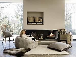 Wohnzimmer Gemütlich Gestalten : wohnzimmer ideen gem tlich ~ Lizthompson.info Haus und Dekorationen