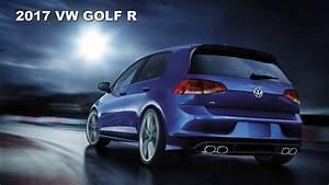 2017 Volkswagen Golf R - Facelift Spied