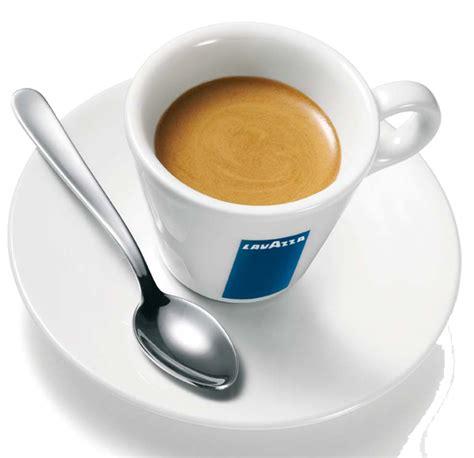 Lavazza Blue Porcelain Espresso Cups (Set of 12)