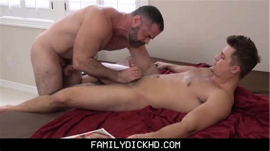 #Hunk #Step #Son #Caught #By #Dad #Masturbating #To #Porn