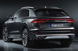 Audi Reveals Hot Sq8 As New Flagship Suv
