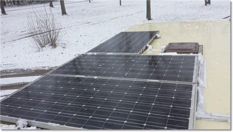 solar auf dem wohnmobil selbst montieren amumot