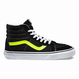 Neon Leather SK8 Hi Reissue