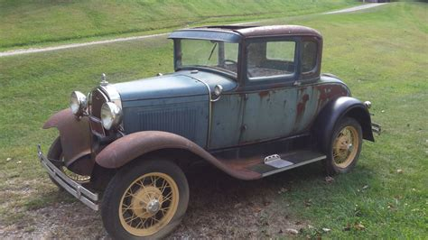 Ford Model A Parts by 1931 Model A Ford Coupe For Parts Or Build The H A M B