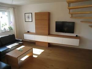 Design Tv Möbel Lowboard : schreinerei eibl holzdesign ~ Markanthonyermac.com Haus und Dekorationen