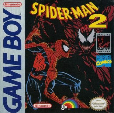 amazing spider man   rom gb  emulator games