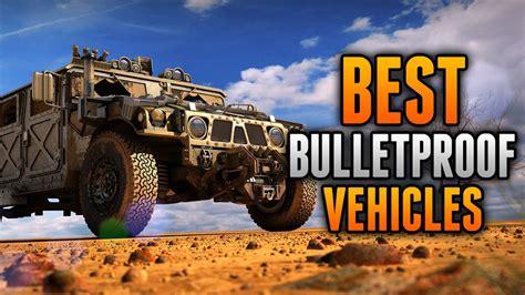 Best Bulletproof Vehicles On Gta 5 Online