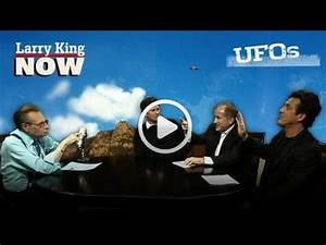 "UFO Skeptic Michael Shermer Interview | ""Larry King Now ..."