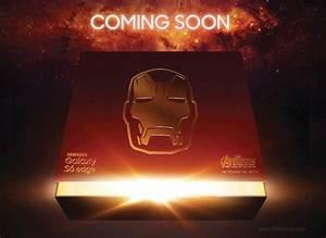 Samsung teases Galaxy S6 edge Iron Man edition - GSMArena ...