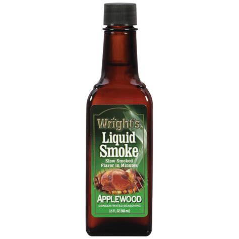 what is liquid smoke wright s 174 liquid smoke applewood wright s