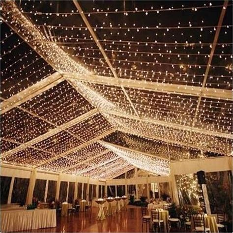 elevage de reines au plafond ceiling decor wedding suspensions plafond lumineux au dessu de la piste de danse d 233 co