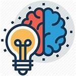 Innovation Icon Icons Brain Mind Creative Inovation