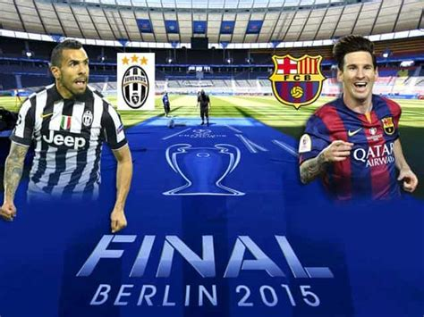 Will Juventus Play Barca In Champions League