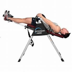 Ironman® Endurance 200 Inversion Table - 168390, Inversion ...