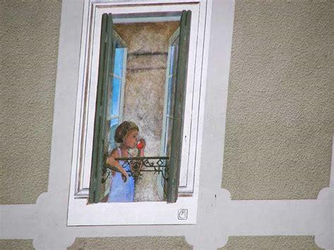 trompe l oeil deco peintre en decor languedoc roussillon fresque peinture murale toulouse