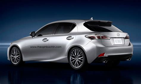 lexus hatchback 2014 imagining a 2014 lexus is hatchback lexus enthusiast