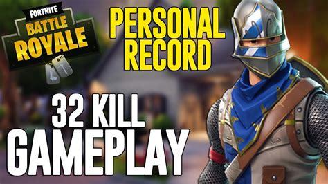kill solo squads fortnite battle royale gameplay
