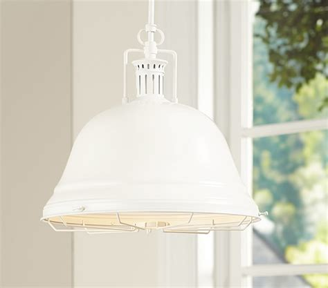 white depot hanging pendant pottery barn kids