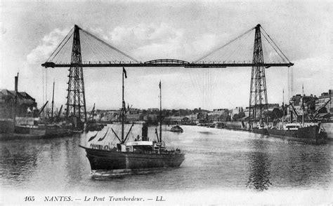 Bateau Mouche Erdre by Pont Transbordeur