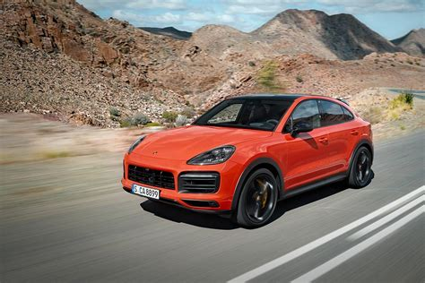 New Porche Cayenne by 2020 Porsche Cayenne Coupe Jumping On The Fastback Suv
