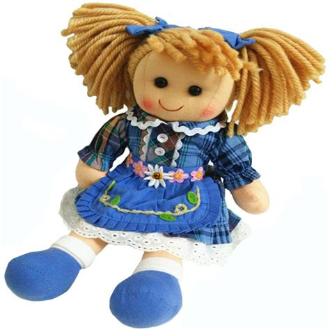 smafes soft cotton doll toy  girls   stuffed rag