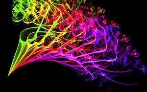Colored Smoke Wallpaper - WallpaperSafari