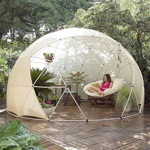 garten iglu als garten iglu wintergarten gewachshaus oder With französischer balkon mit garten iglu norma