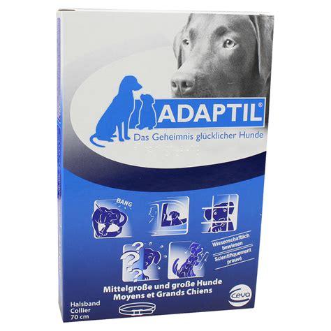 adaptil halsband fuer mittelgrosse und grosse hunde shop