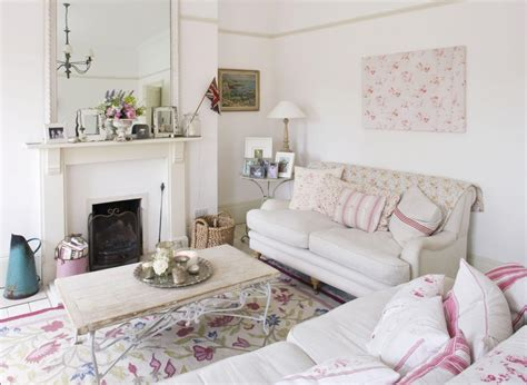 Chic Living Room Decorating Ideas And Design 7 Chic: Shabby Chic Interior Design And Ideas