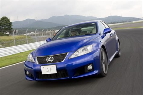 Lexus Is F Pricing Sets Performance Benchmark