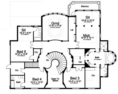 blueprints for houses house 31477 blueprint details floor plans
