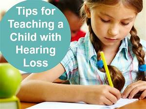 Teaching kids with hearing loss #Hear the world - Your ...