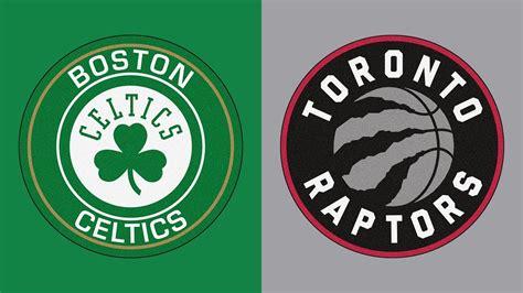 NBA Picks - Boston Celtics vs Toronto Raptors Game 2 ...