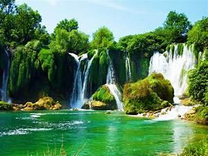 Najljep U0161i Vodopadi U Bih  Raznolikost Boja I Oblika Od Kojih Zastaje Dah