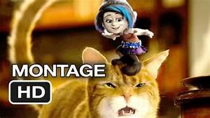 Smurfs 2 Music Montage - Ooh La La (2013) - Katy Perry ...