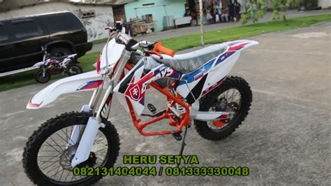 Jual Motor Modifikasi Trail by 87 Modifikasi Motor Trail Bandung Modifikasi Trail